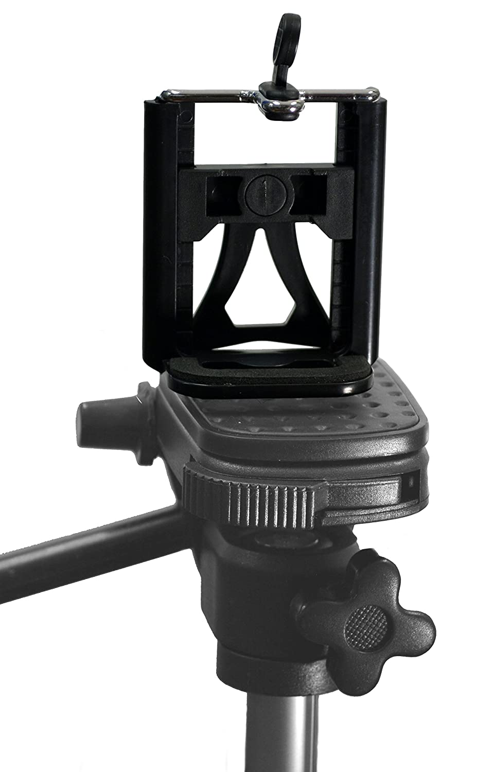Cell Phone Tripod Adapter Mount and Desk Stand Holder for ...