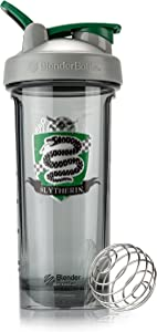 Blender Bottle Harry Potter Pro Series 28-Ounce Shaker Bottle, Slytherin