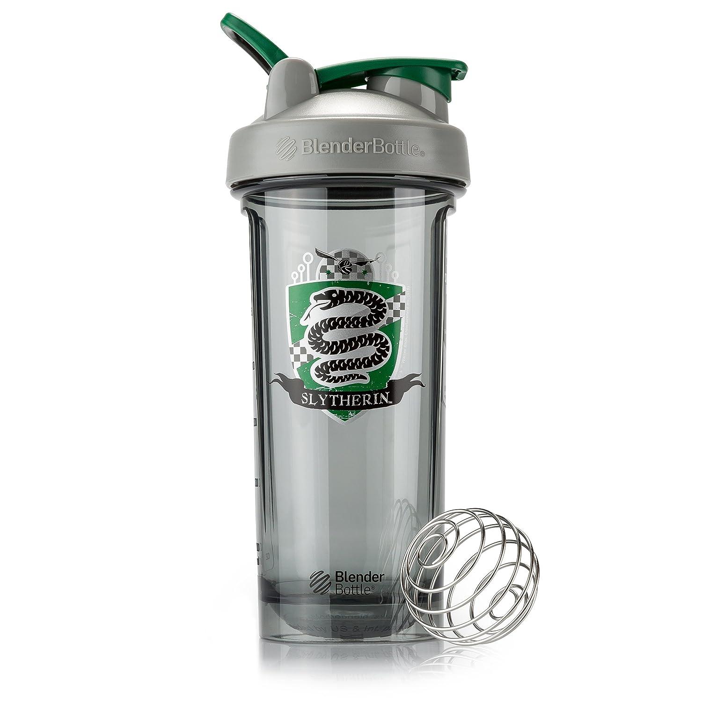 BlenderBottle Harry Potter Pro Series 28-Ounce Shaker Bottle, Slytherin