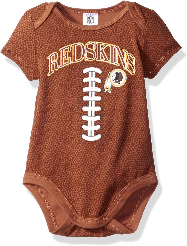 Brown NFL Infants Carolina Panthers Football Bodysuit