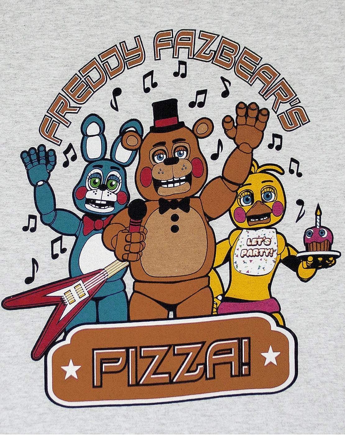 Fnaf chica in panties and socks Five Nights At Freddys Boys Pyjamas Sleep Lounge Sets Rayvoltbike Com