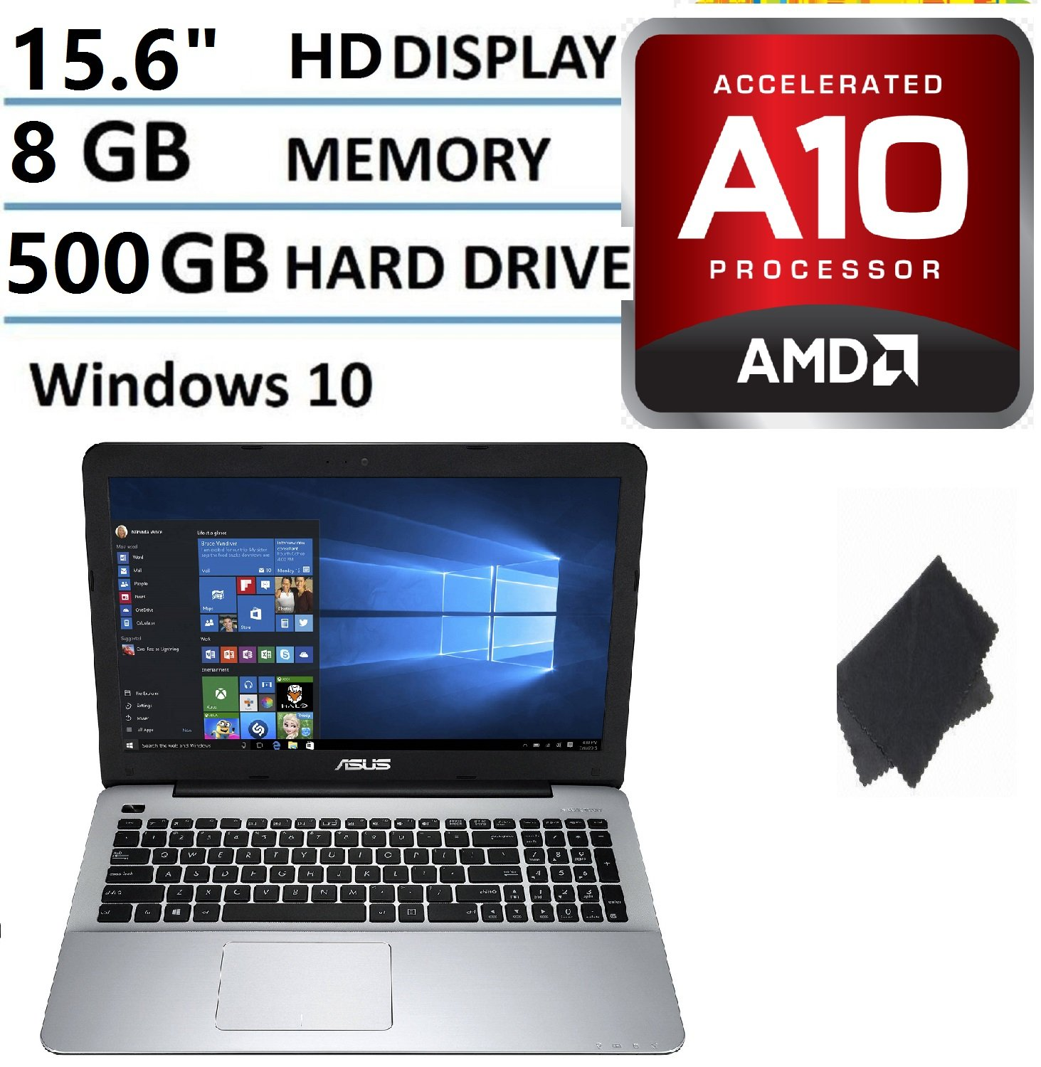 Asus amd a10 laptop - Black friday deal sears