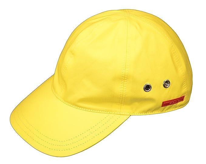 Prada - Gorra de béisbol - para Hombre Amarillo Lima S  Amazon.es  Ropa y  accesorios 4934166ce8b