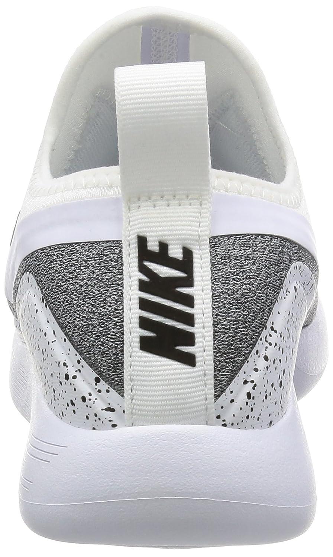 Nike Damen W Lunarcharge Essential Traillaufschuhe, Wei (White/Black/White 100), 40.5 EU