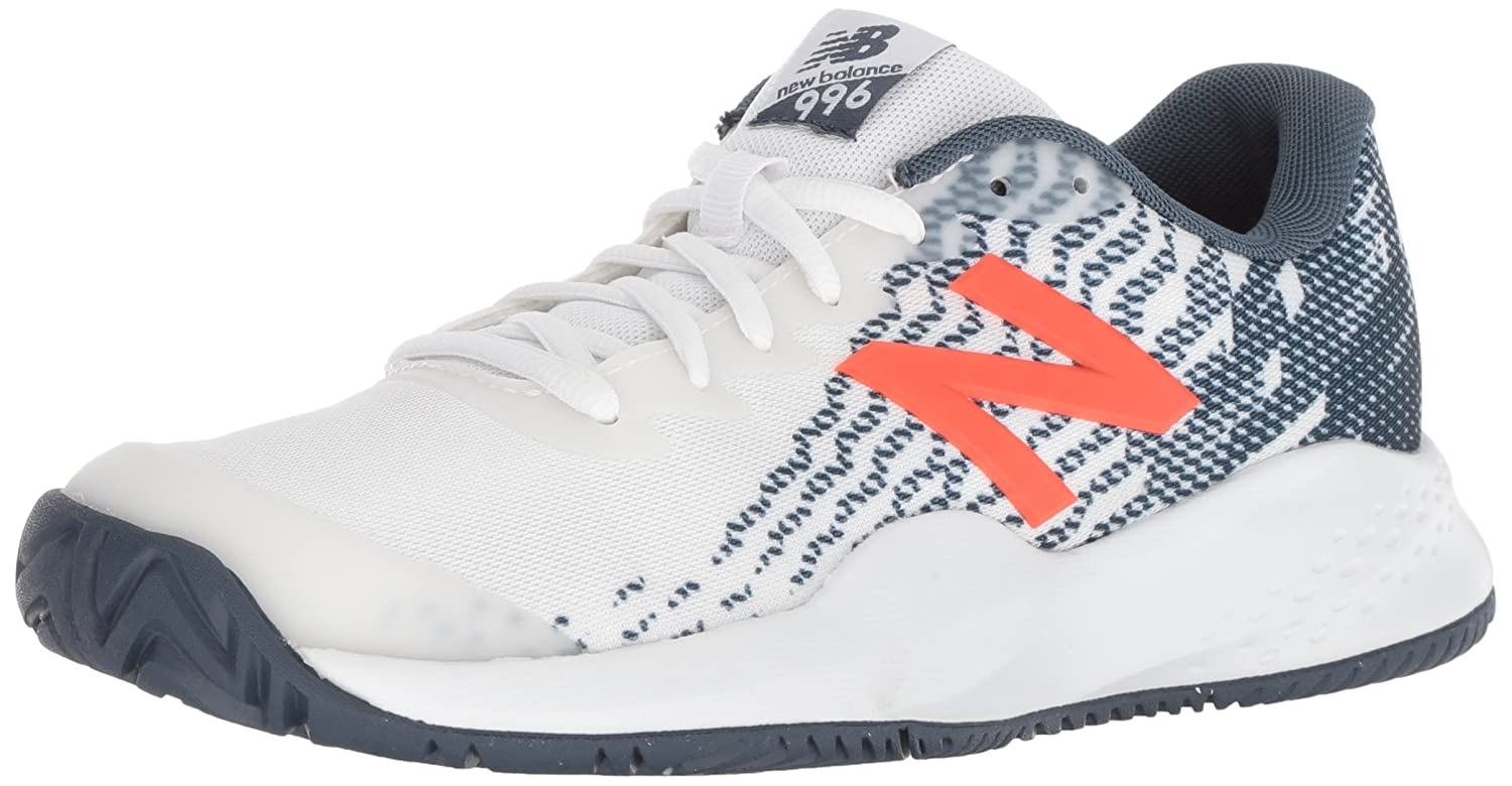 New Balance Kids' 996v3 Hard Court Tennis Shoe -