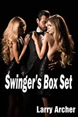Swinger's Box Set #1: Three Hot HEA Explicit Swinger's Erotica - Cheating Wives, Group Sex, and Swapping Partners (Foxy and Larry Book 19) Kindle Edition
