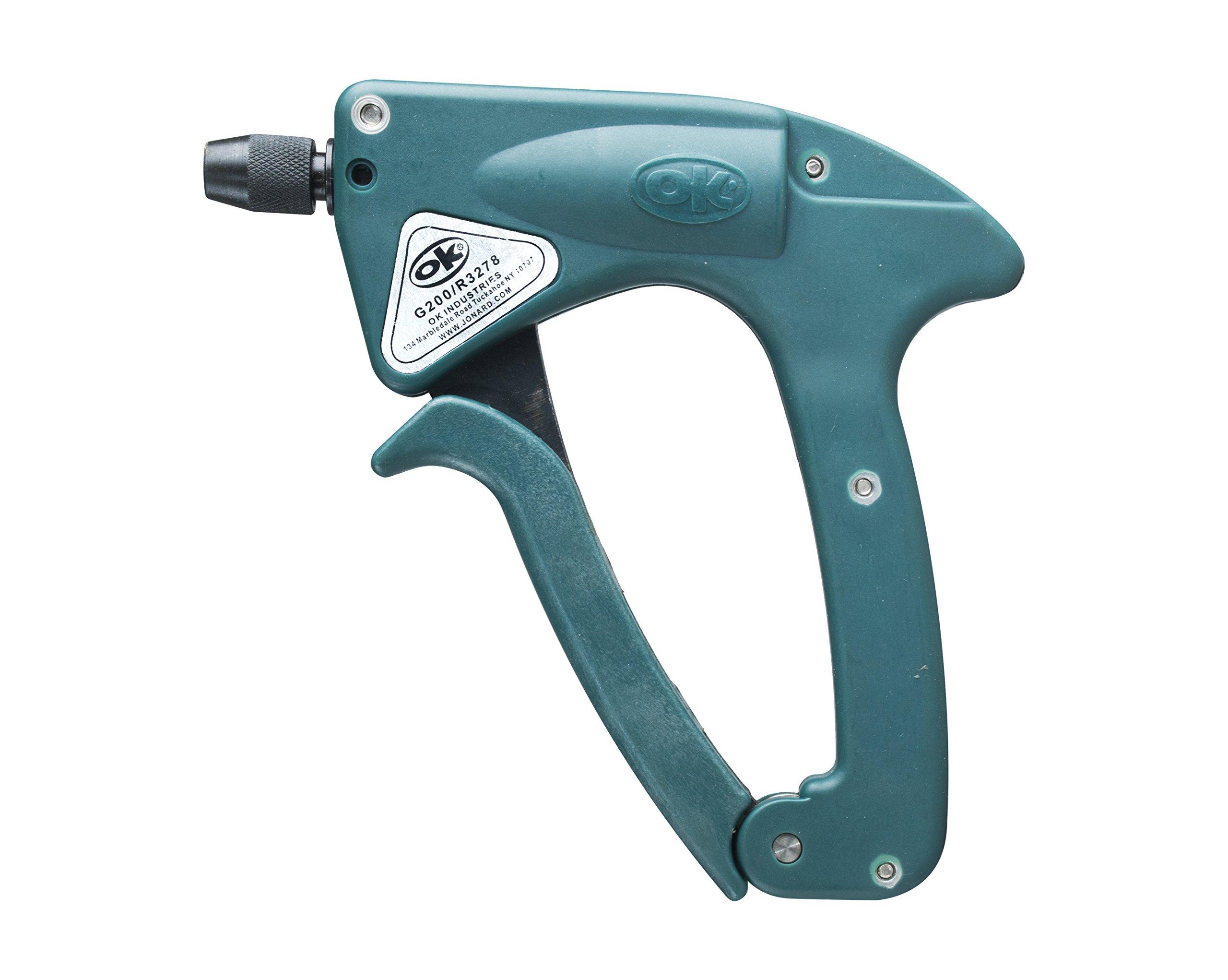 Jonard G200/R3278 Lexan Wire Wrapping Tool, 18 AWG (1.00mm) thru 32 AWG (0.20mm)