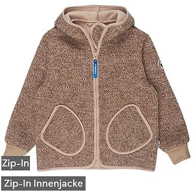 Navy Finkid Tonttu Fleece Windstop Wind Kinder In Zip Wollstrick Jacke jc54Lq3AR