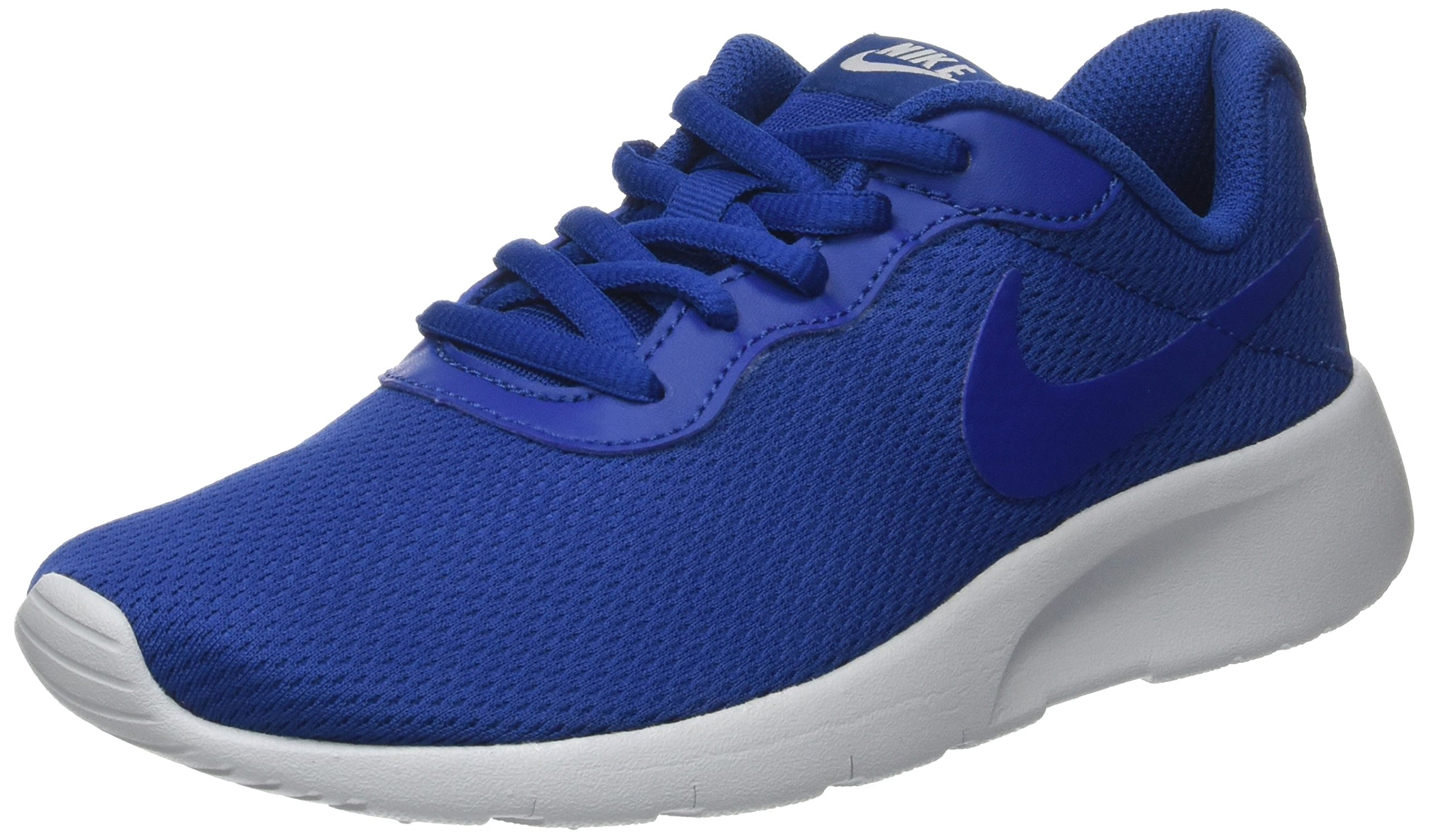 NIKE Tanjun (GS), Boys Trainers, Blue (Gym Blue/Gym Blue-Pure Platinum), 5.5 (38.5 EU)