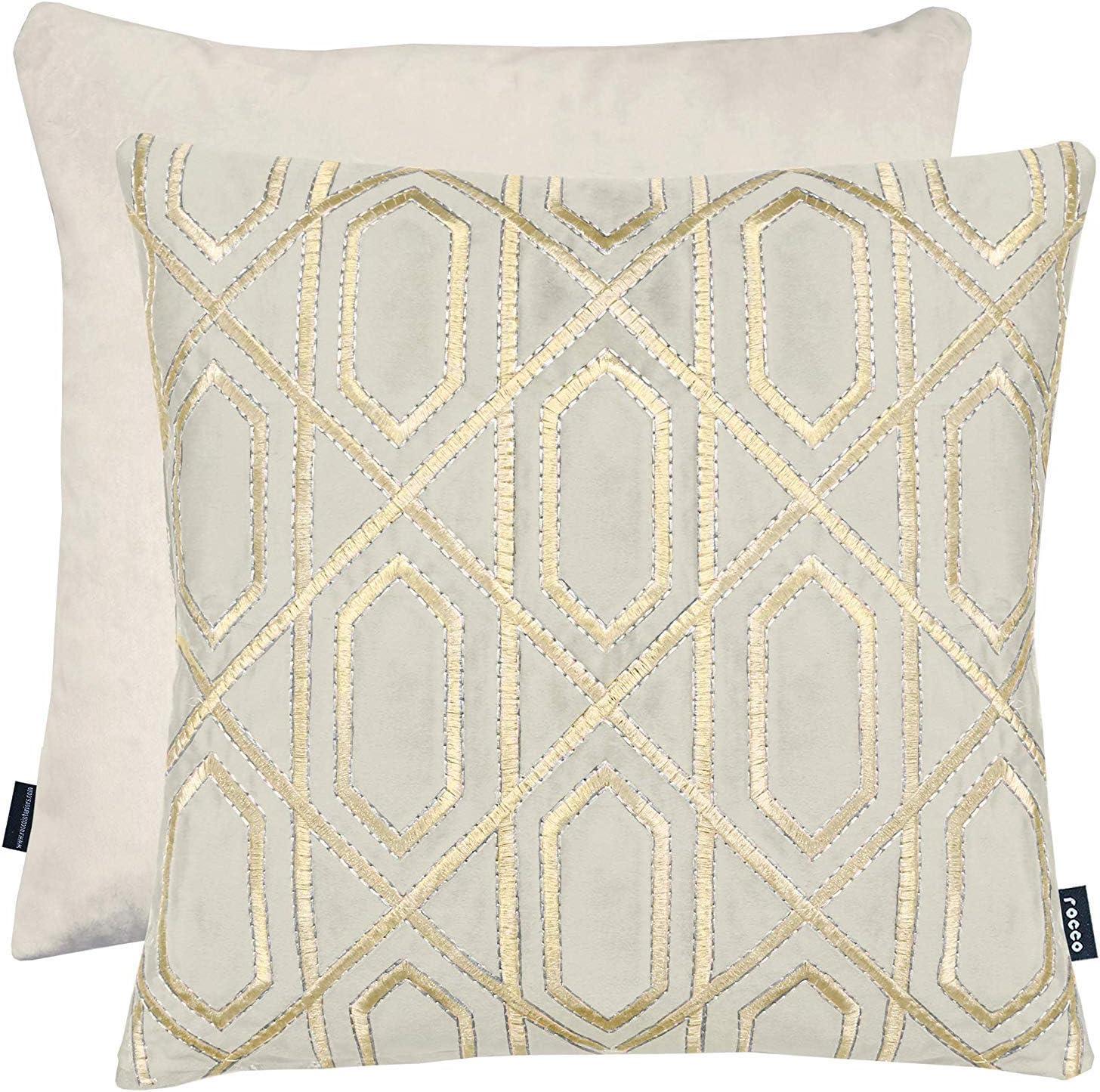 JeremyArtStore 18 x 18 Inches Decorative Cotton Linen Square Throw Pillow Case Cushion Cover Blue Orange Hummingbird Bird Teal Aqua Red Flowers Design