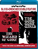The Wizard of Gore / The Gore Gore Girls (Blood-Drenched Double Feature) [Blu-ray]