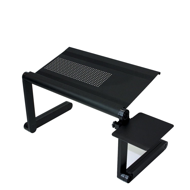 Amazon SOJITEK Black Mousepad Attachable to Folding Laptop