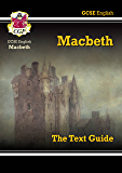 "GCSE English Shakespeare Text Guide - Macbeth: ""Macbeth"" Text Guide Pt. 1 & 2 (Gcse Shakespeare Text Guide)"