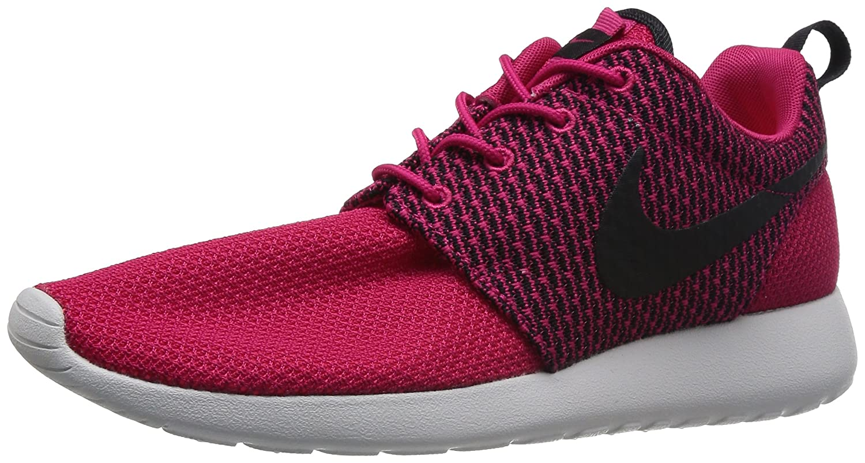 Nike ROSHERUN - Zapatillas deportivas para hombre 46 EU Fuchsia Force / Black / Hyper Punch / Light Titolo