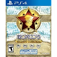 Tropico 5 - Complete Collection - PlayStation 4 - Standard Edition