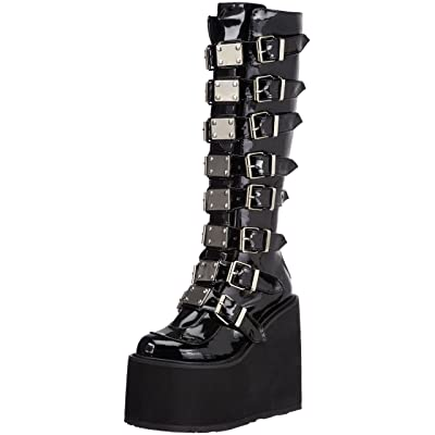 Pleaser Women's Swing-815 Knee-High Boot | Knee-High