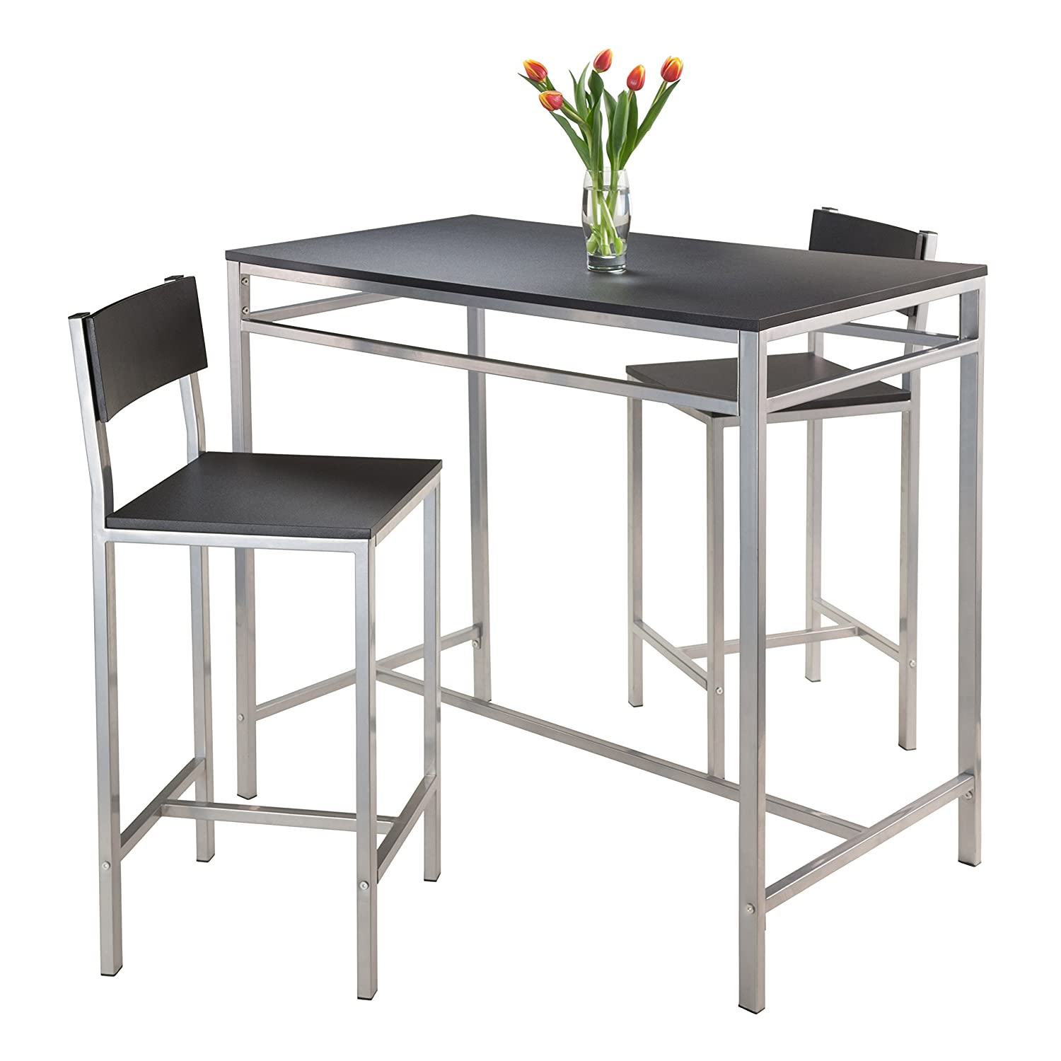 Winsome 93336 Hanley Dining Black