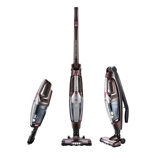 MODD Duo Cordless 2-in-1 Stick Vacuum Cleaner, 25.2V Lithium Ion Battery,MV202
