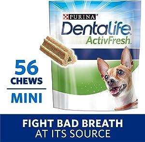 Purina DentaLife Oral Care Mini Adult Dog Treats