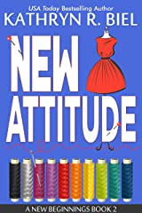 New Attitude: A Starting Over Romantic Comedy (A New Beginnings Book 2) Kindle Edition