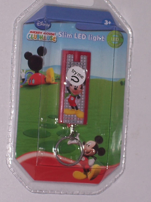 Disney Mickey Mouse Llavero de luz LED: Amazon.es: Hogar