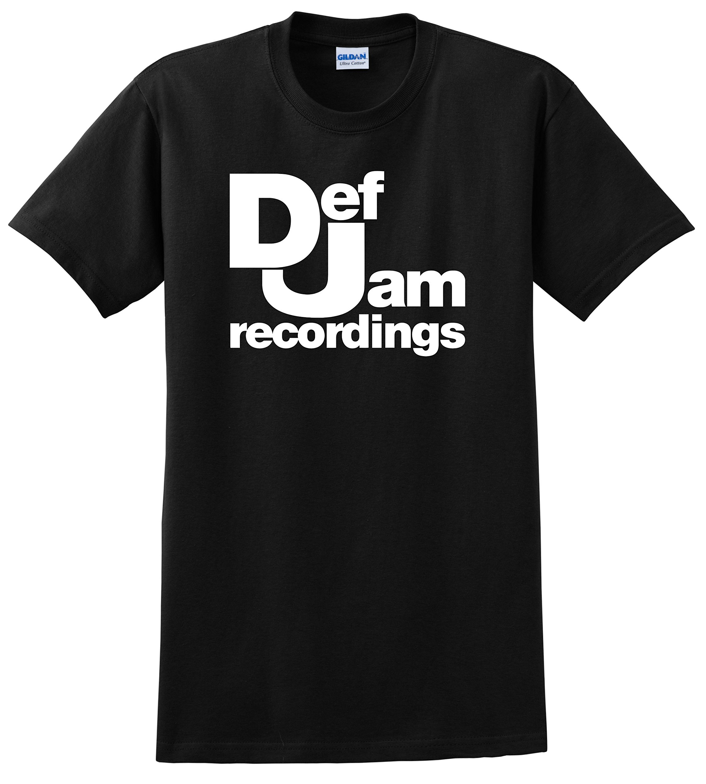 Def Jam Recordings T Shirt Classic Hip Hop Rap Music Unisex Ts