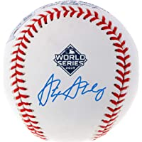 $224 » Stephen Strasburg Washington Nationals Autographed 2019 World Series Champions Baseball - Fanatics Authentic Certified