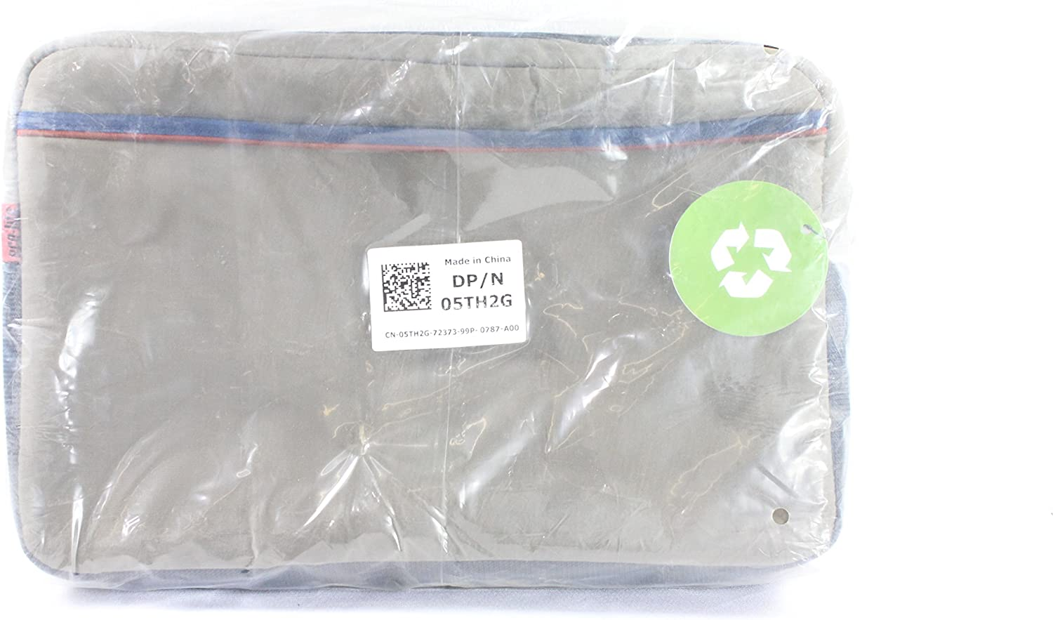 "Dell 15.6"" Carrying Case Sleeve for Any Notebook & Laptop 5TH2G 05TH2G"