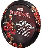 Plasticolor 006757R01 Deadpool Repeater Steering Wheel Cover