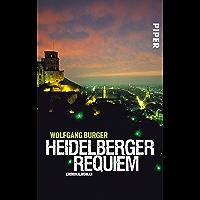 Heidelberger Requiem: Kriminalroman (Alexander-Gerlach-Reihe 1) (German Edition)