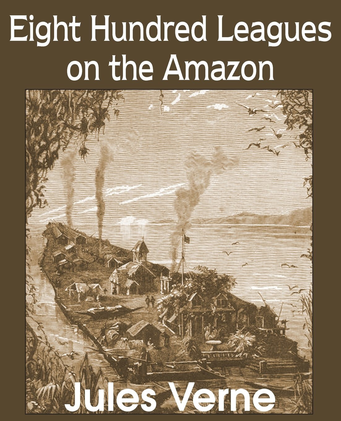 Eight Hundred Leagues on the Amazon pdf