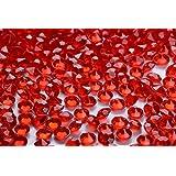 5000 pcs/Pack Wedding Table Scatter Confetti Crystals Acrylic Diamonds 6 mm Rhinestones for Wedding, Bridal Shower, Vase…