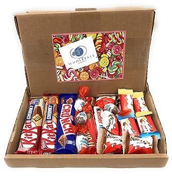 Mistery Box Paquete surtido de bocadillos Minis Ferrero ...