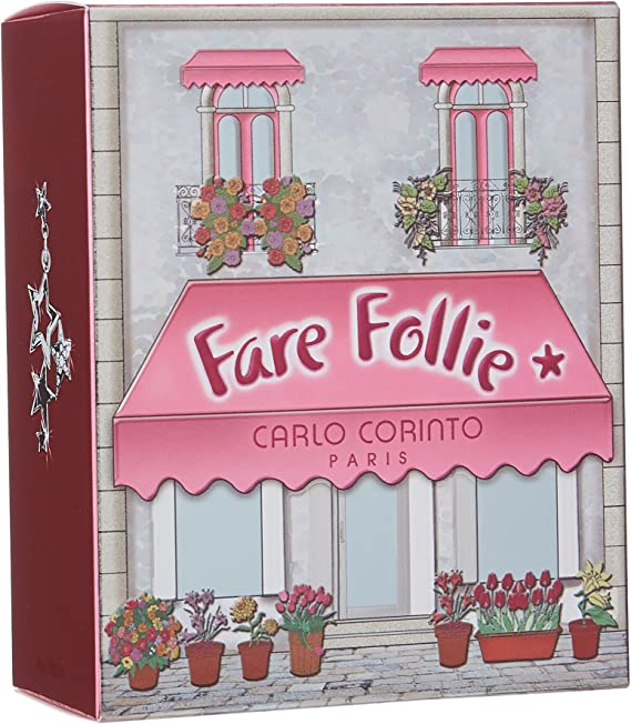 Fare Follie by Carlo Corinto Eau De Toilette Spray 3.3 oz / 100 ml (Women): Amazon.es: Belleza