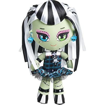 Monster High Stylized Frankie Stein Plush: Toys & Games