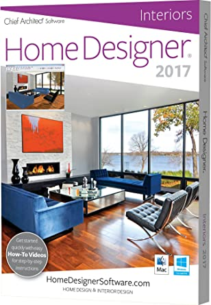 Home Designer Interiors 2017 PC Mac