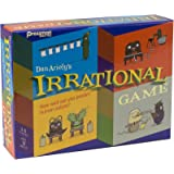 Pressman Toy Irrational Game Fun Party Game by Bestselling Author and Duke Professor Dan Ariely
