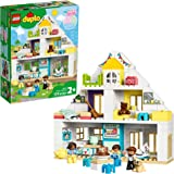 LEGO DUPLO Town Modular Playhouse 10929 Dollhouse with Furniture and a Family, Great Educational Toy for Toddlers, New…