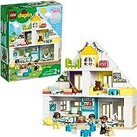 LEGO Juguete de construcción Mi Pueblo Duplo® 10929 Casa de Juegos Modular (130 Piezas)