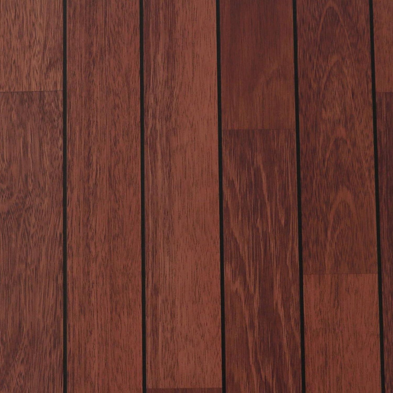 PVC Bodenbelag Schiffsboden Bootsdeck Red Brown 12,95 /€ p. m/² Breite: 200 cm x L/änge: 350 cm