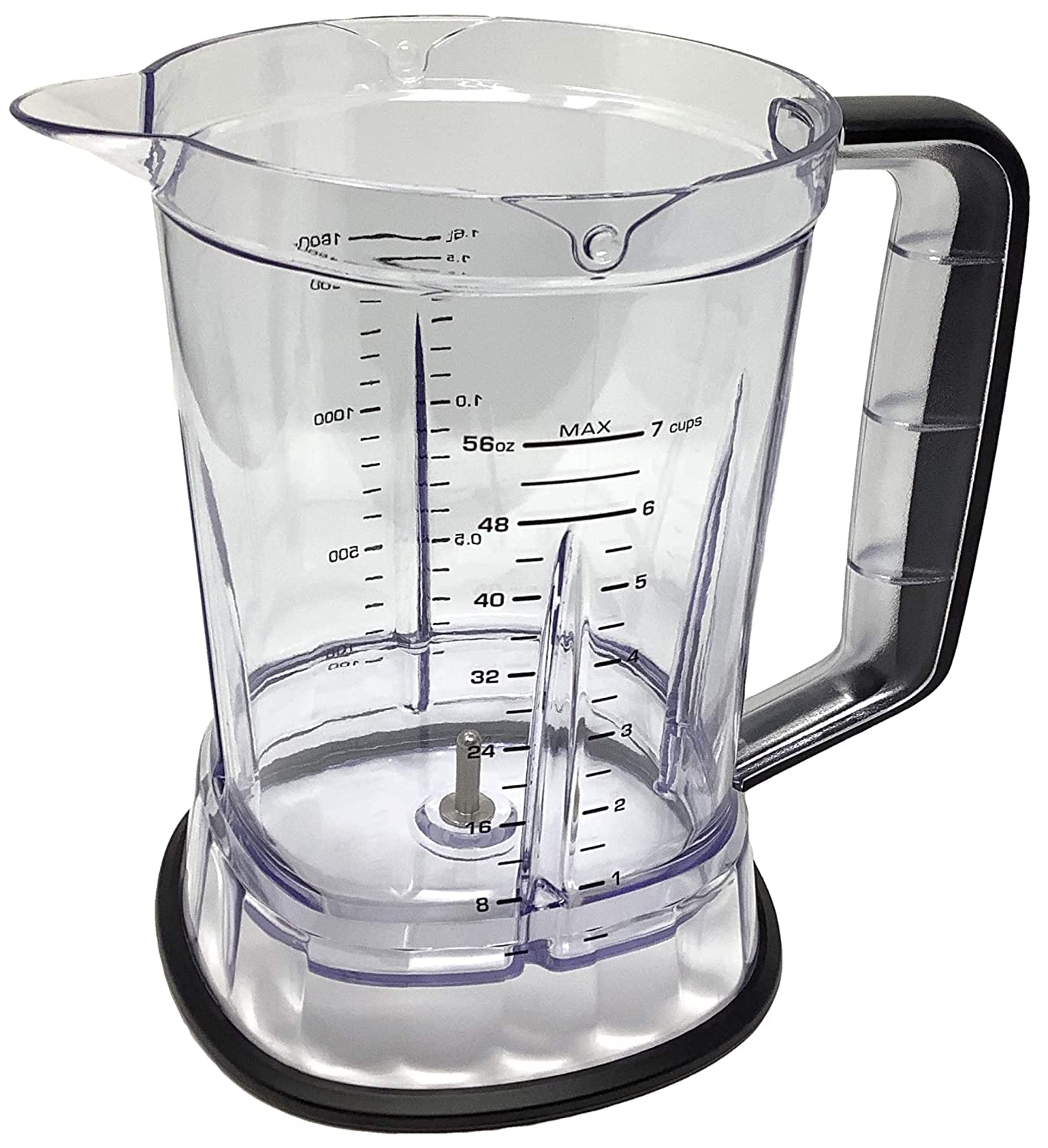 Genuine Ninja 56oz Pitcher Cup for QB3000 QB3004 QB3005 Nutri 2-in-1 Blender