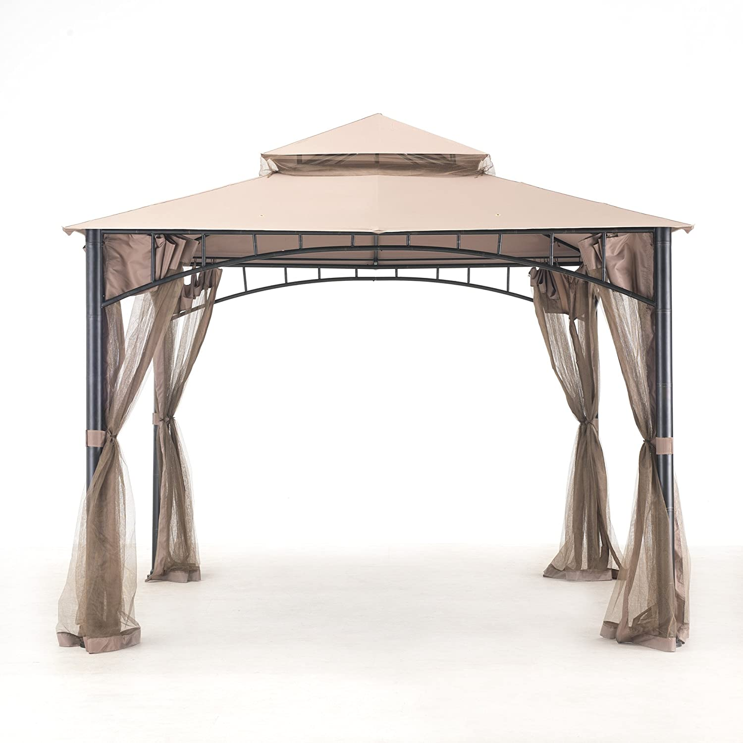 Amazon Sunjoy Garland Gazebo Garden & Outdoor