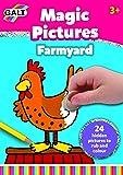 Galt Toys Pad Farmyard Magic Picture