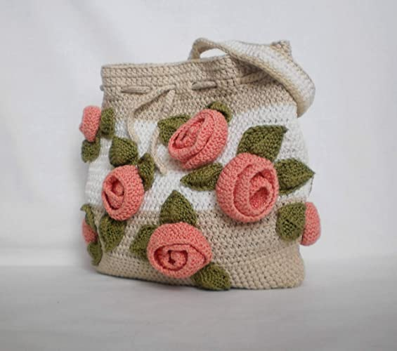 Amazon Crochet Bag For Girls Knit Bag Purse Knitted Childrens
