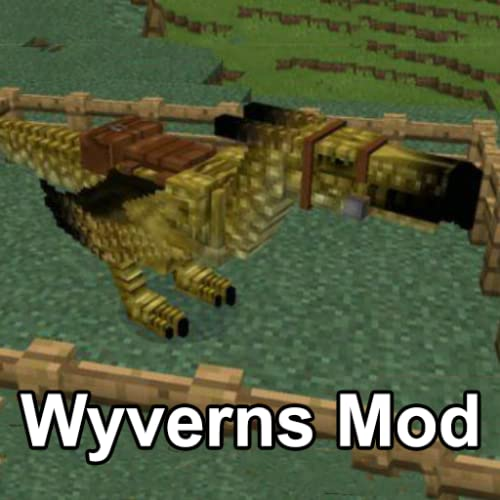 Wyverns Mod by United Apps