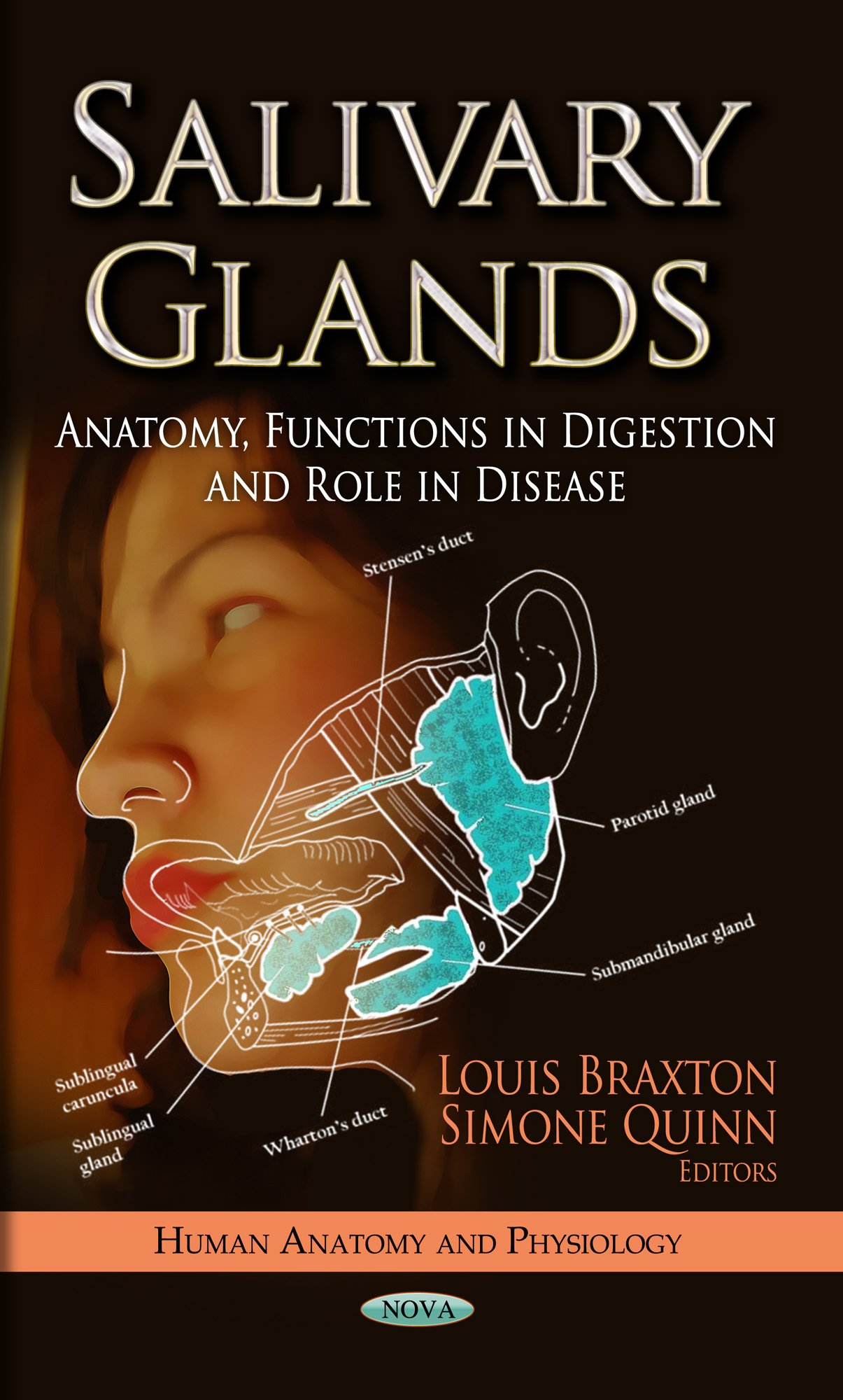Buy Salivary Glands: Anatomy, Functions in Digestion & Role in ...
