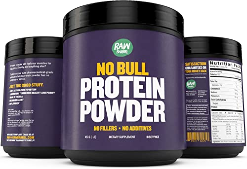 Portions Master Cold-Processed, CFM 100 Whey Protein Powder. All-Natural Fast-Digesting Sweetened with Stevia Vanilla Ice-Cream, 2 LB