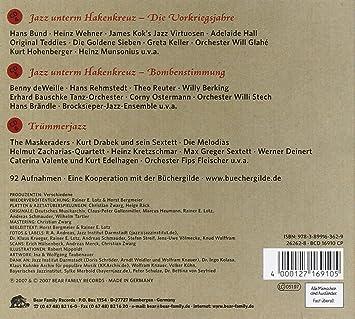 Hakenkreuz-Bar-Band-Menü