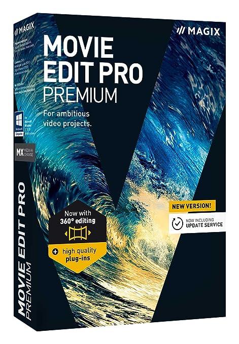 MAGIX Movie Edit Pro - 2017 Premium - for ambitious video editing