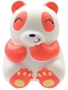 Squish-Dee-Lish Squishy Jumbo Toy Slow Rising Panda, Soft Kids Toys 35187